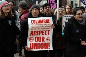 Graduate unions are winning