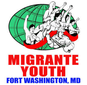 Filipino migrant youth organize and fight back