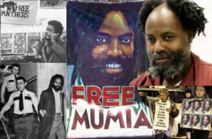 Protest for Mumia in Philadelphia on Jan. 5