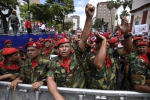 Bolivarian Venezuela defeats coup deadline, readies for next round