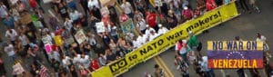 No to NATO March on Washington, D.C.