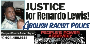 April 6 in Los Angeles: Protest IHOP's Racism & Police Terror - Justice for Renardo!