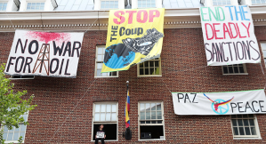 Urgent Message from the Embassy Protection Collective to U.S. State Department