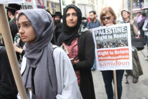 Free Palestine! Al Quds protests rebuff Trump's 'deal of century'