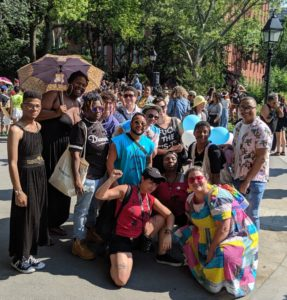 In the spirit of Marsha P. Johnson and Sylvia Rivera: No to police occupation!