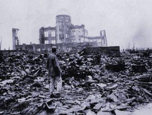 Why Hiroshima and Nagasaki were incinerated
