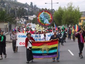 Success and joy as IMF agreement in Ecuador is revoked after days of resistance