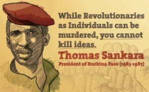 "Baltimore Oct. 27: Special Film Screening of ""Thomas Sankara: The Upright Man"""