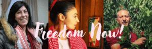 Call to Action Nov. 8-11: Free Khalida Jarrar, Heba al-Labadi, Samer Arbeed and all Palestinian prisoners!