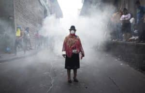 Ecuador's people have a won a victory but government repression continues