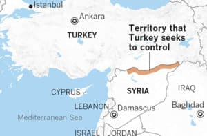 All occupying foreign forces out of Syria! Defend Syria's national sovereignty and territorial integrity