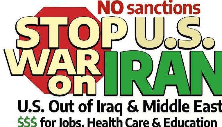 Baltimore Jan. 8: Emergency Rally against Bombing of Iran!/Iraq!